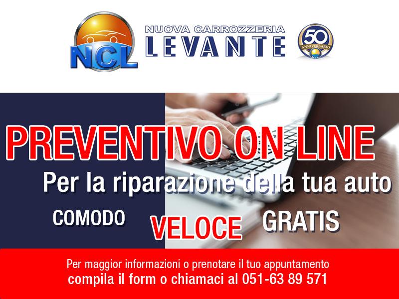 preventivo online riparazione auto, preventivo on line riparazione auto